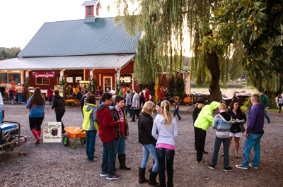 Visit the country store at Bob's Corn Maze and Pumpkin Patch in Snohomish, Washington, for locally grown, farm fresh produce, gluten free and celiac maniac products, pumpkins, sweet corn, and much more.